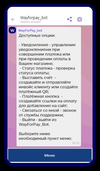 Wayforpay характеристики