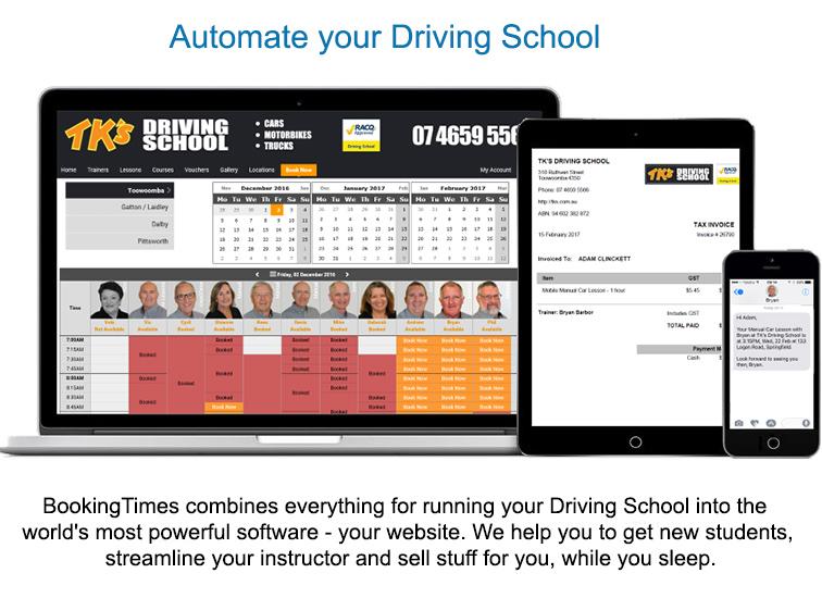 BookingTimes - Driving Schools отзывы