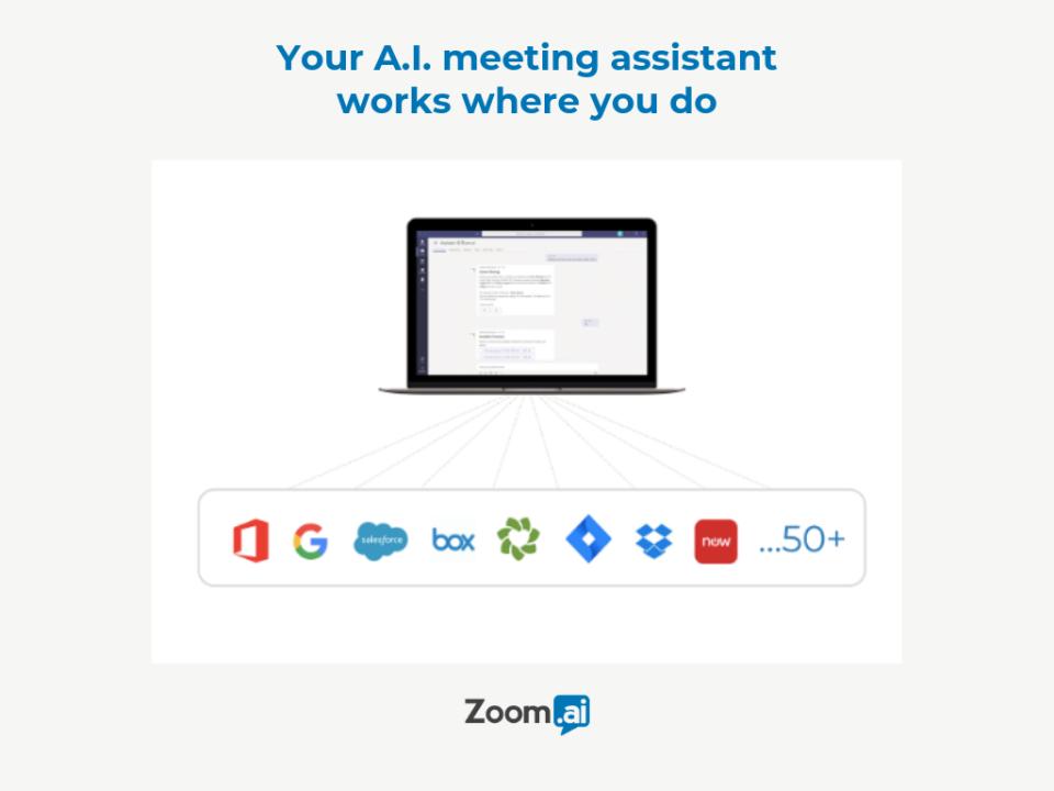 Zoom.ai Meeting Assistant характеристики