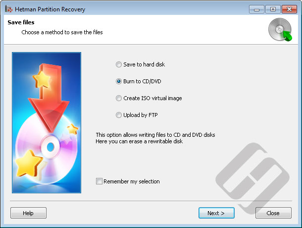 Hetman Partition Recovery подбор