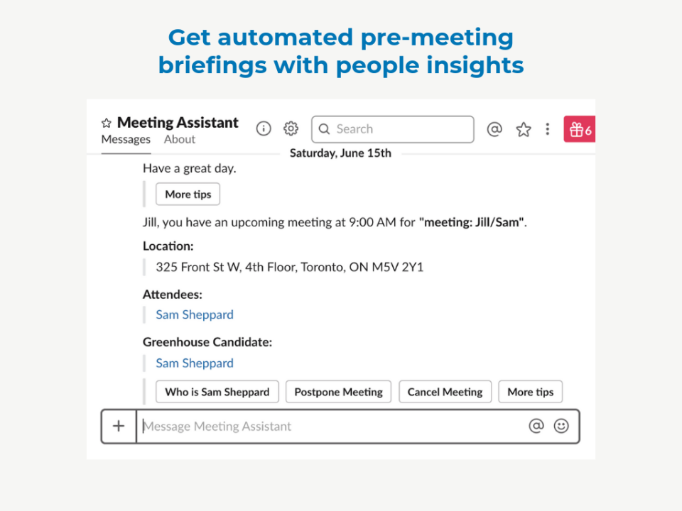Zoom.ai Meeting Assistant ПО