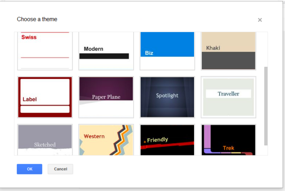 Google Презентация программа