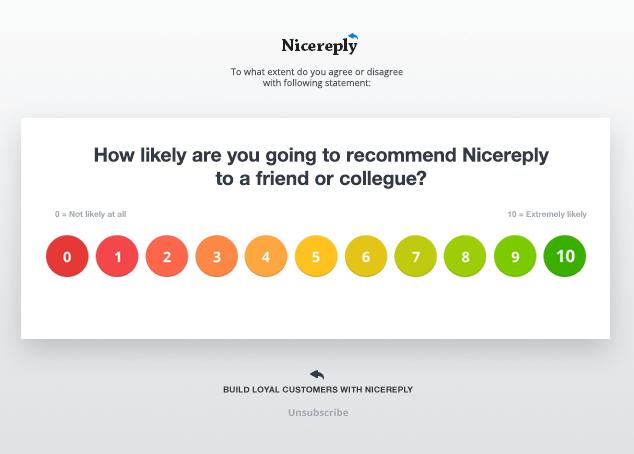 Nicereply ПО
