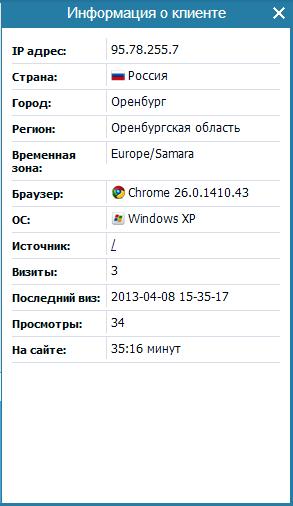 WebConsultant программа