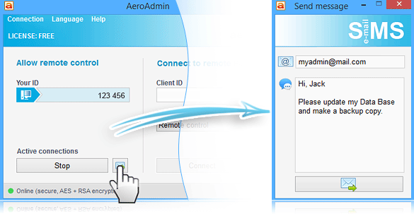 Aeroadmin программа