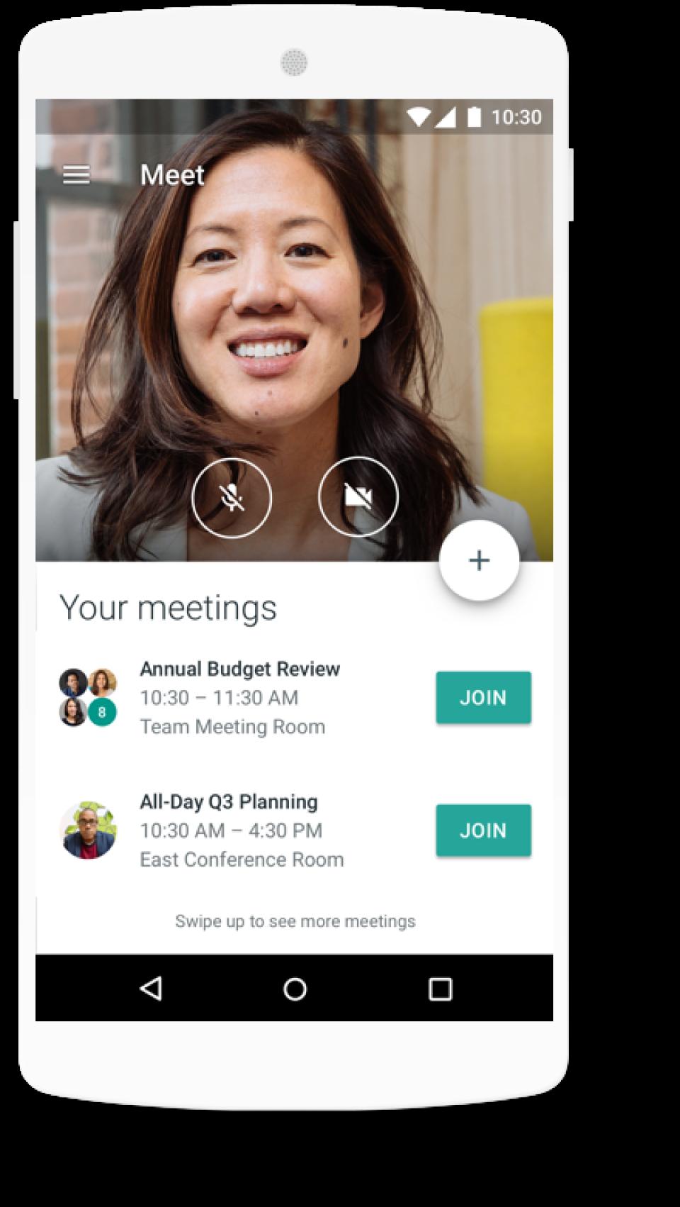Google Hangouts Meet программа