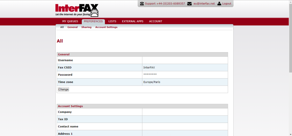 Interfax отзывы