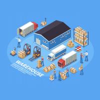 Управление складами