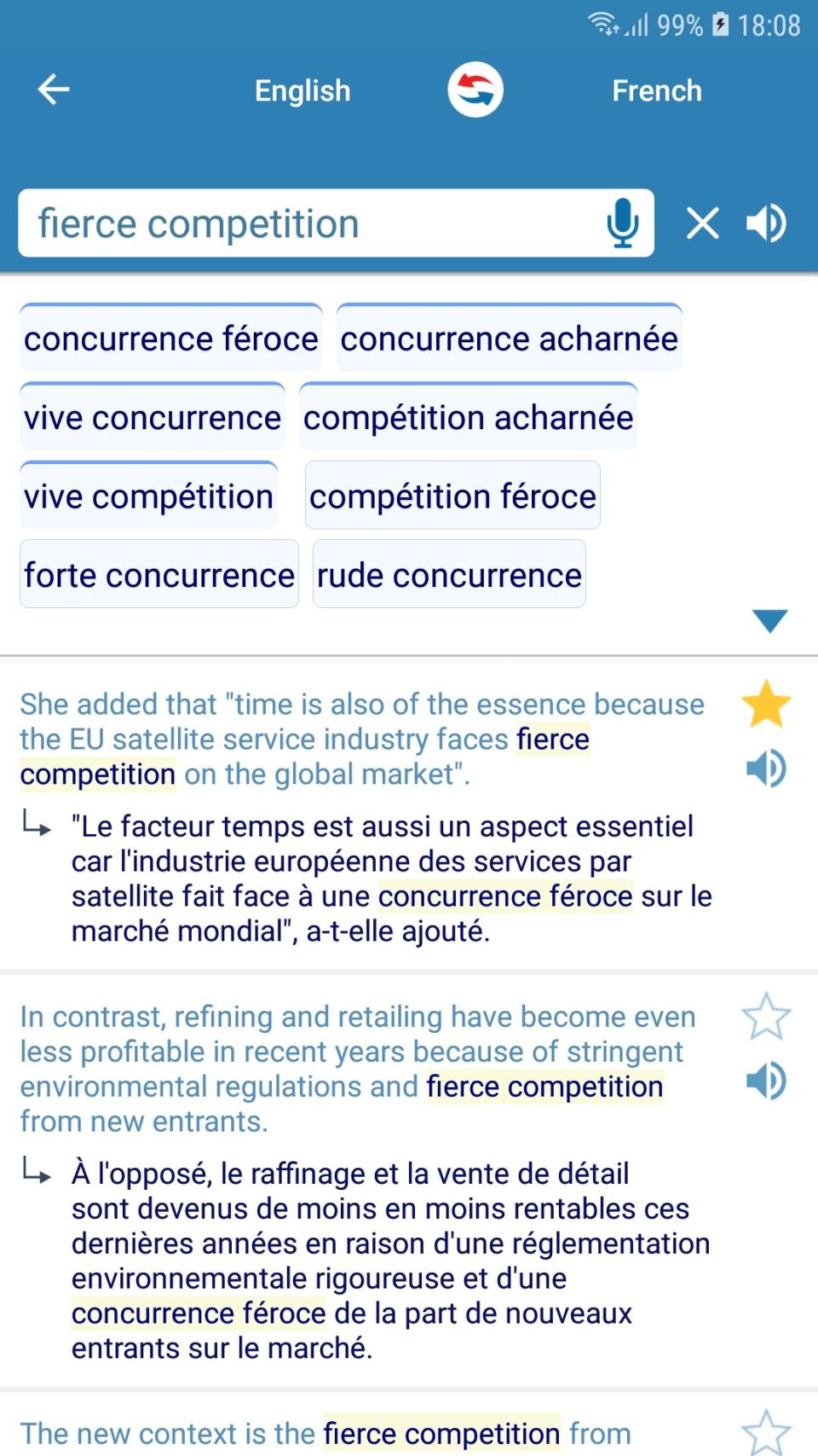 Reverso Context характеристики
